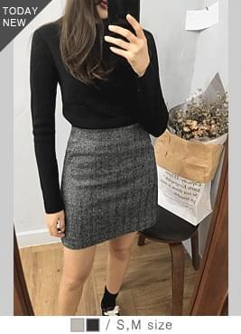 Of the skirt