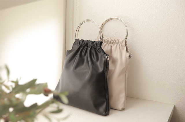Ring slush bag