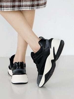 Concert sneakers 5cm