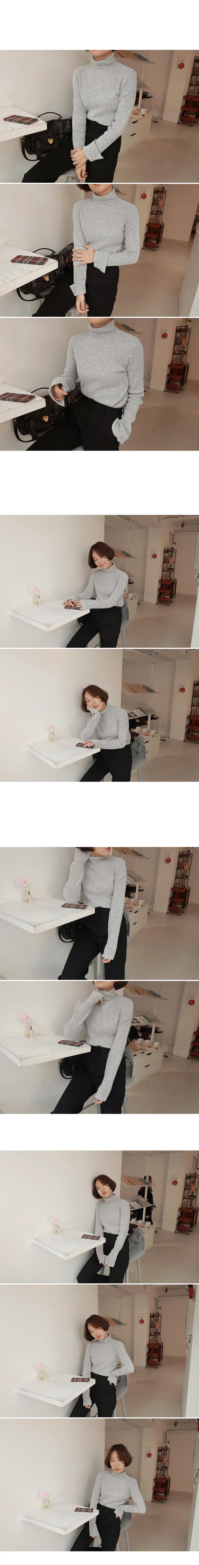 Bruny-Golje knit [size: 44 ~ thin 66 / 4color]