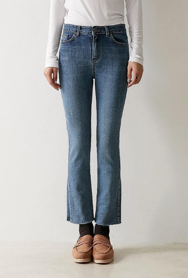 Clone denim pants - O