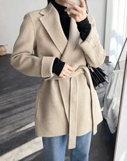랩 핸드메이드 coat (*2color)