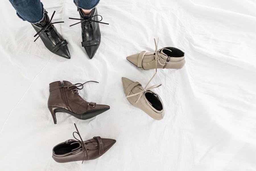 Strap Stiletto Ankle Hill _ss02774