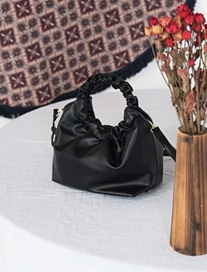 unique shirring tote bag