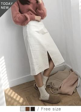 Ady Long Skirt