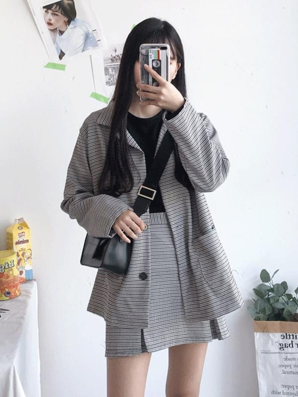 Modern Lauren Check Jacket