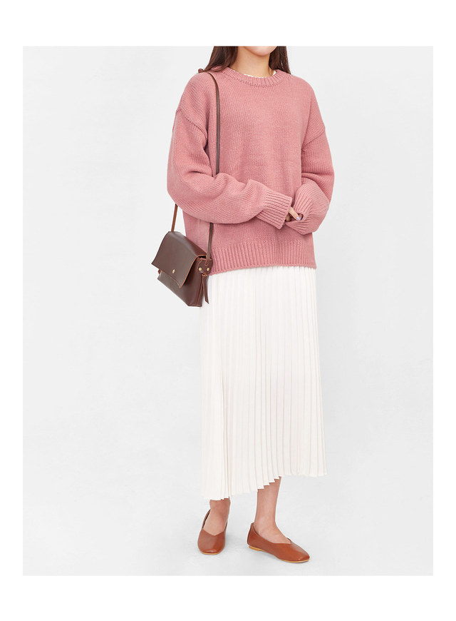 homely love lambswool knit