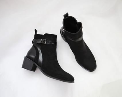 Wentmale Suede Ankle Boots