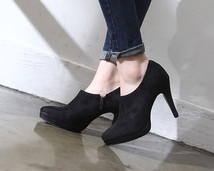 Santos Simple Ankle Boots