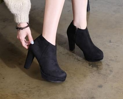 Roresu suede Ankle boots
