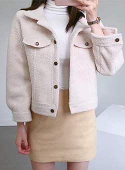 Fleece Poggle Jacket