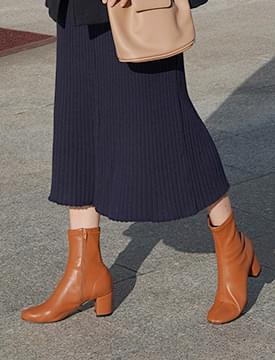 Slim skin socks boots_S (size : 230,235,240,245,250)
