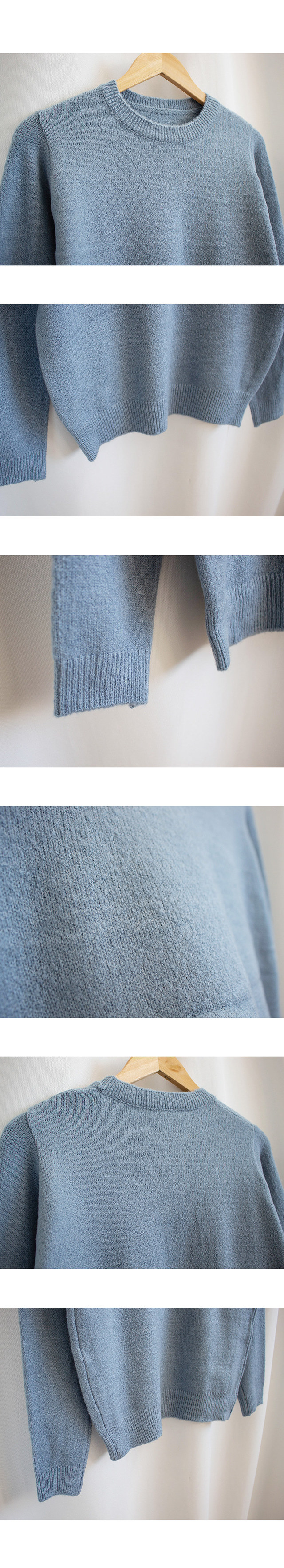 JU Den Ring Round Knit