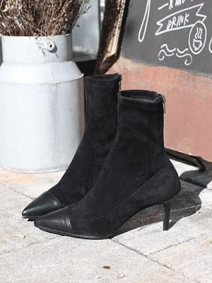 Czech Sachs Ankle Boots 7cm