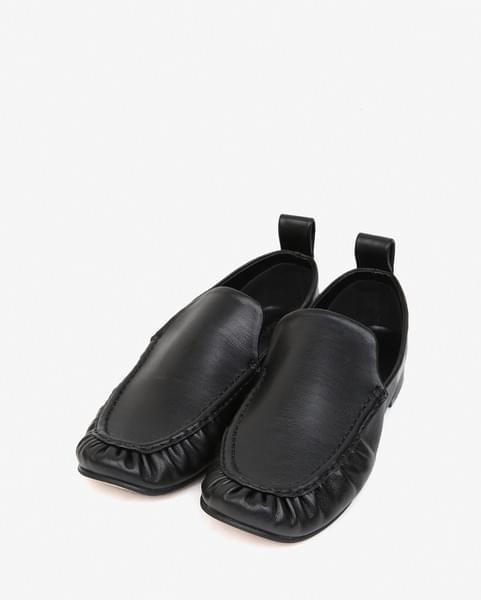 granny shirring plat shoes (230-250)