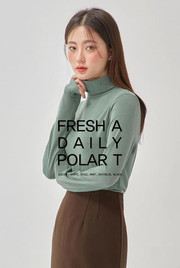 FRESH A daily polar T