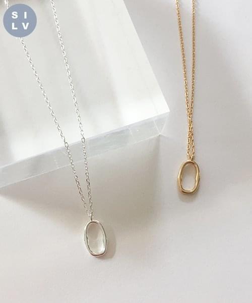 (silver925) vincent necklace