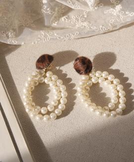 Songchi Leopard Earrings