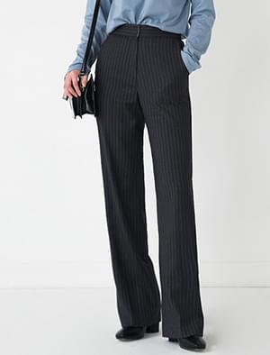 stripe maxi pants