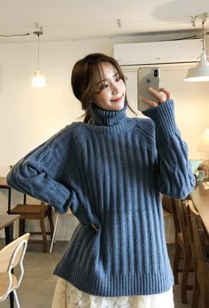 Glumming day knit