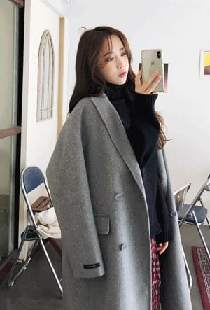 Second Hand Made Wool Coat