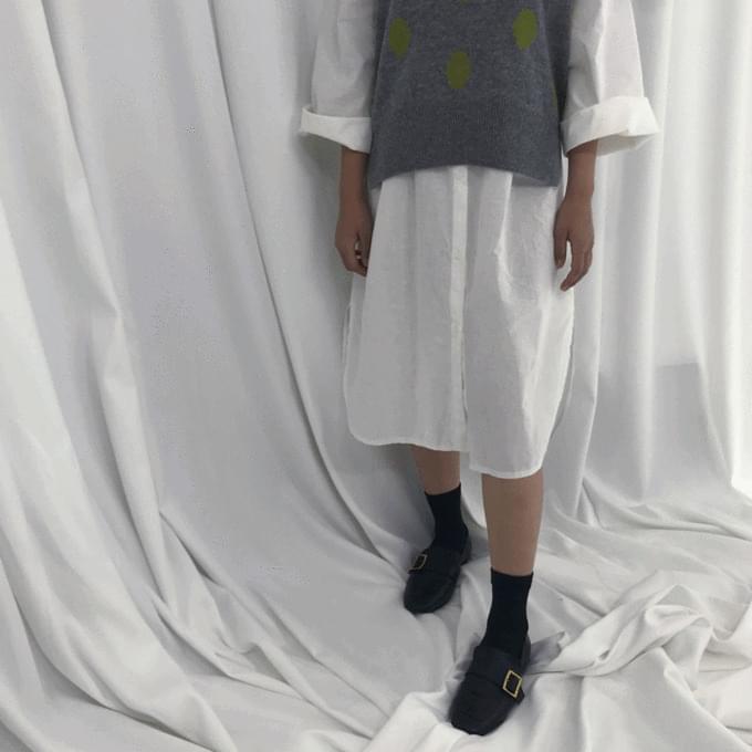 Pepper Long Shirt Dress