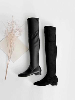Finale Nee High Boots 3cm