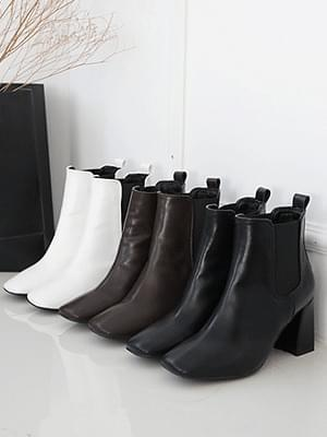 Chaplin Ankle Boots 8cm