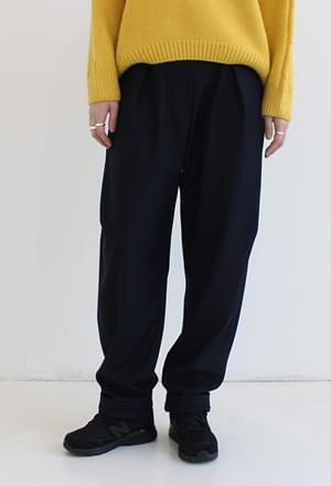 Navy long slacks