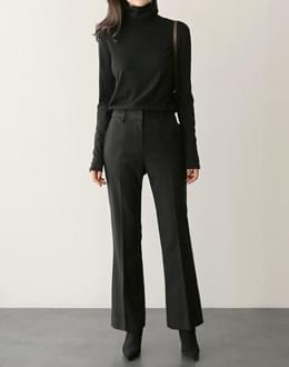 텐션 부츠컷 pants (*2color)