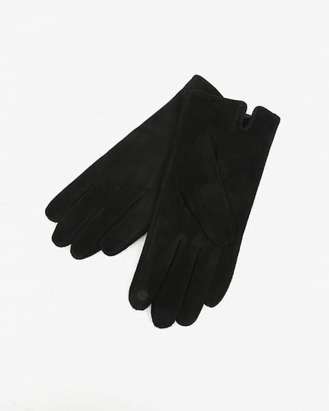 sweet suede gloves