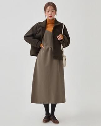 soft lovely wool short jacket