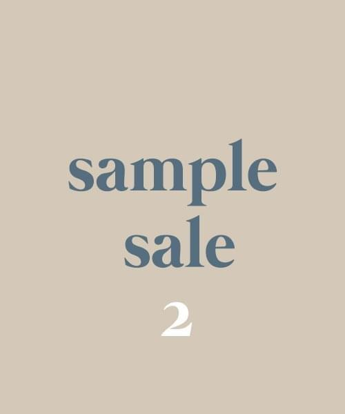 sample sale-2