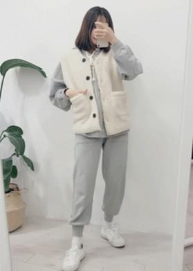 Foley Pocket Fleece Vest