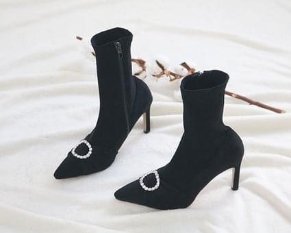 Lyle cubic socks ankle boots