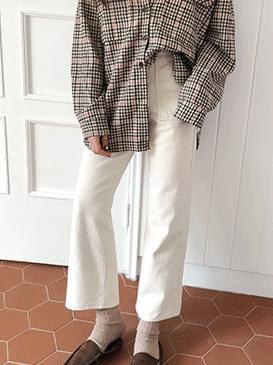 Kimo Mundel wide pants