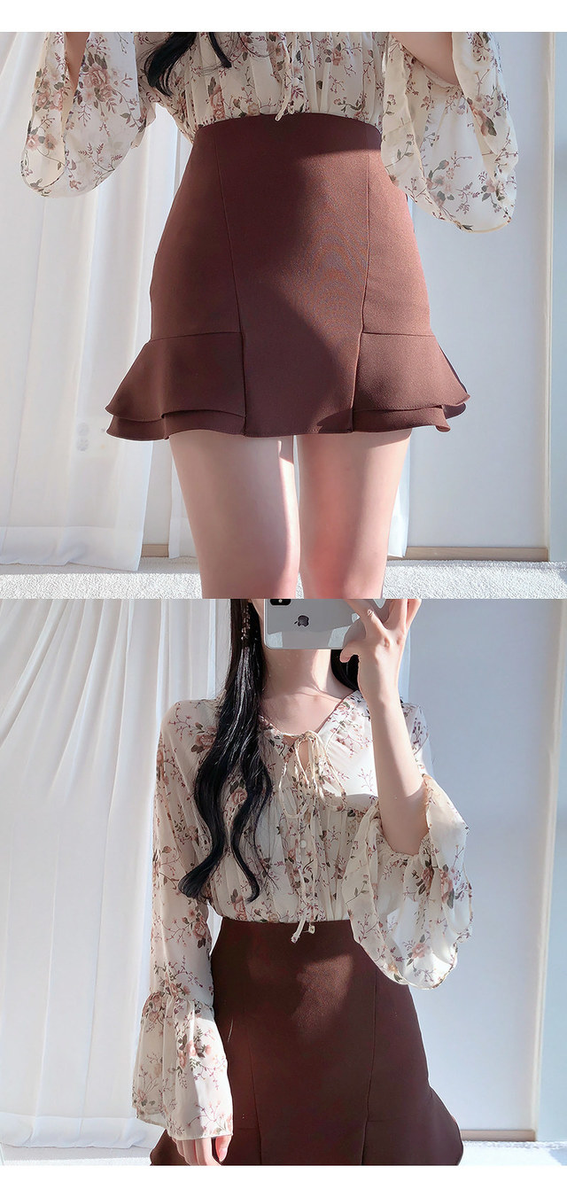 Faye flouse blouse