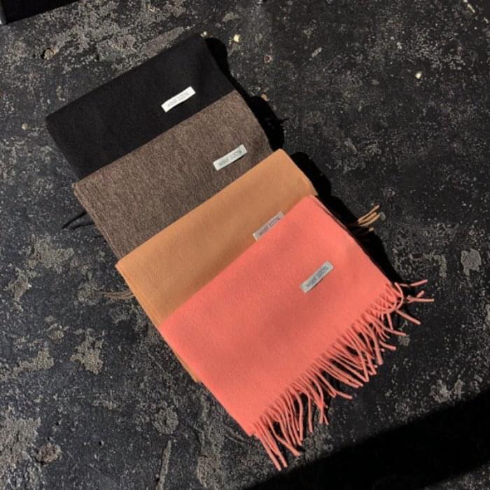 Message-wool muffler