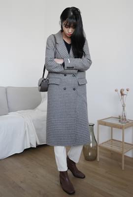 Standard double handmade coat