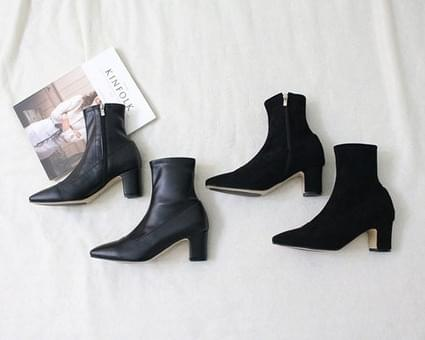 Amel Sacks Ankle Boots