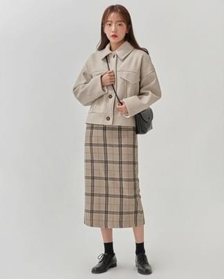 millan charming short jacket