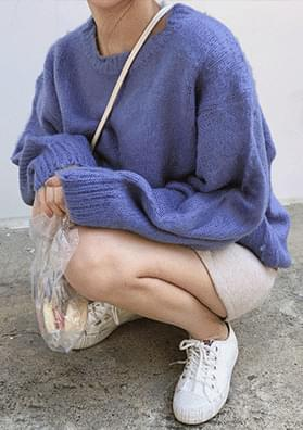 Shua-Over Buffet Knit