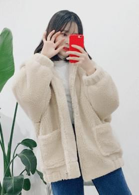 Sox volume fleece jumper