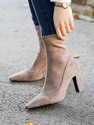 Catwalk Sachs Ankle Boots 8cm
