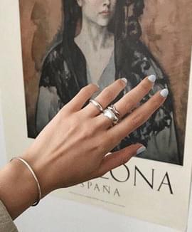Modern Bold Ring