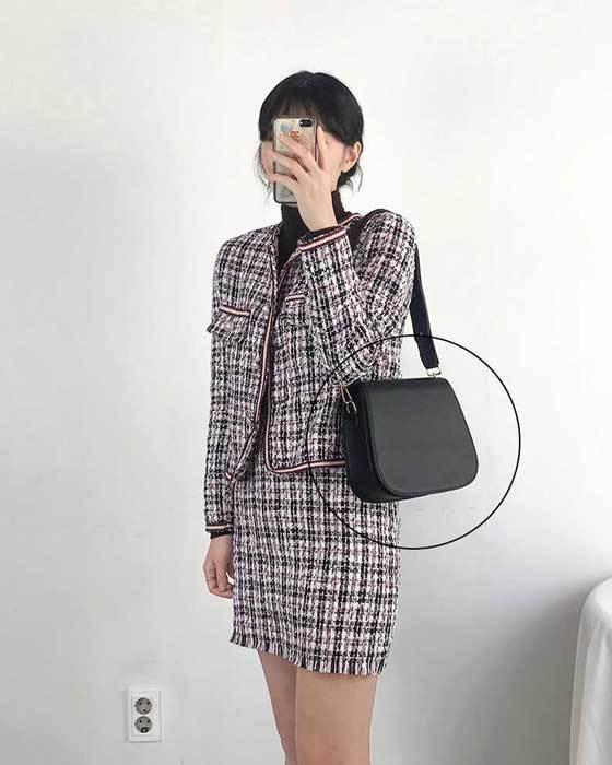 Bandan Mini Shoulder Bag 2color
