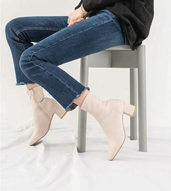 Down Ankle Boots