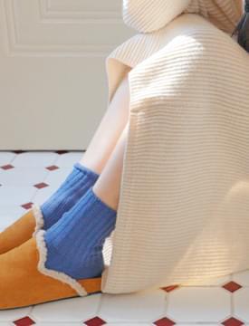 Winter golgi color socks_K (size : one)