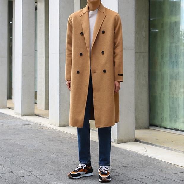 Tom double handmade coat