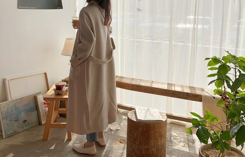 베르타 핸드메이드 coat (*3color)